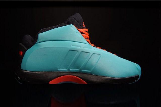 Adidas Crazy 1 Teal 3