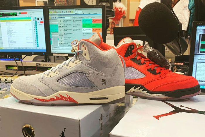 Air Jordan 5 Trophy Room Release Date 2