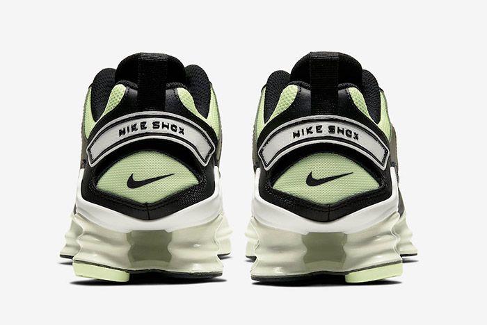 Nike Shox Nova At8046 001 Heel