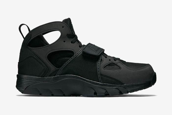 Nike Air Trainer Huarache Black Out6