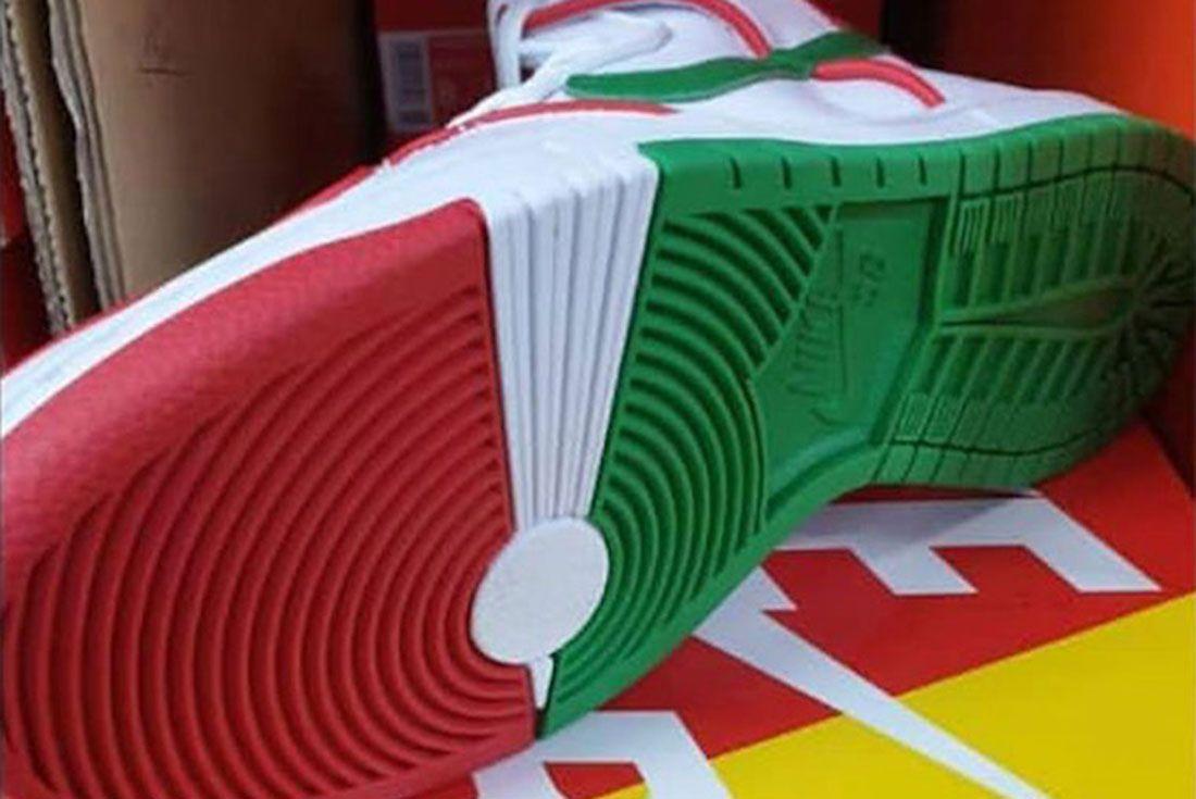 Paul Rodriguez Nike Sb Dunk High Boxing Release Date 7Leaked Shots
