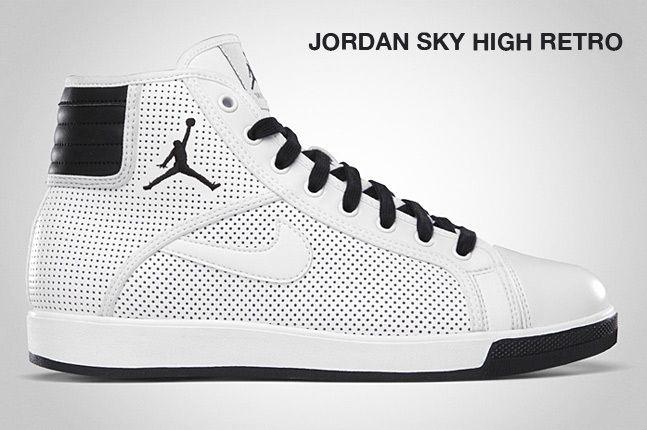 Jordan Sky High Retro White 1