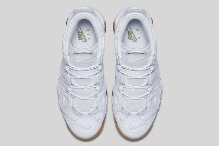 Nike Air More Uptempo White Gum24
