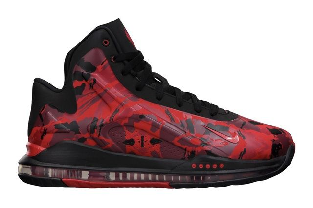 Nike Zoom Hyperflight Max Red Camo Profile