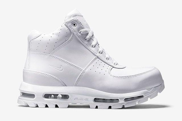 Nike Air Max Goadome Triple White6