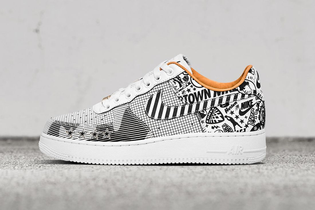 Nike Air Force 1 Nyc Pack 2