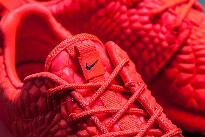 Nike Roche One Dmb Bright Crimson 2