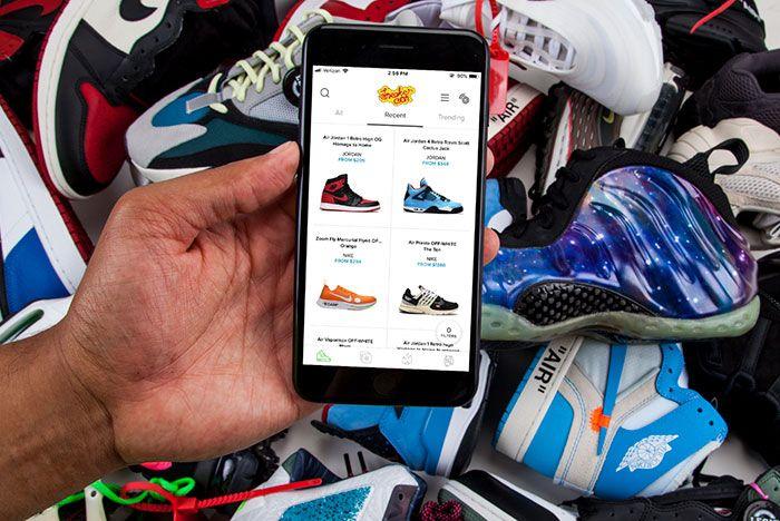Sneaker Con App 01 Sneaker Freaker