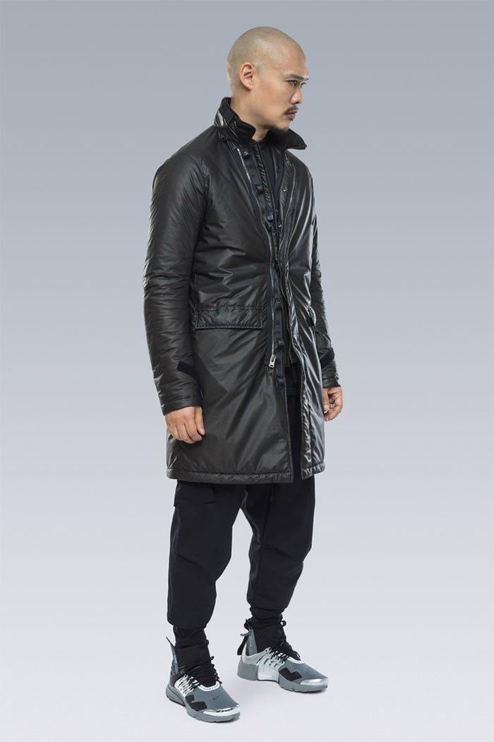 Acronym Nike Air Presto Grey Silver Black 9