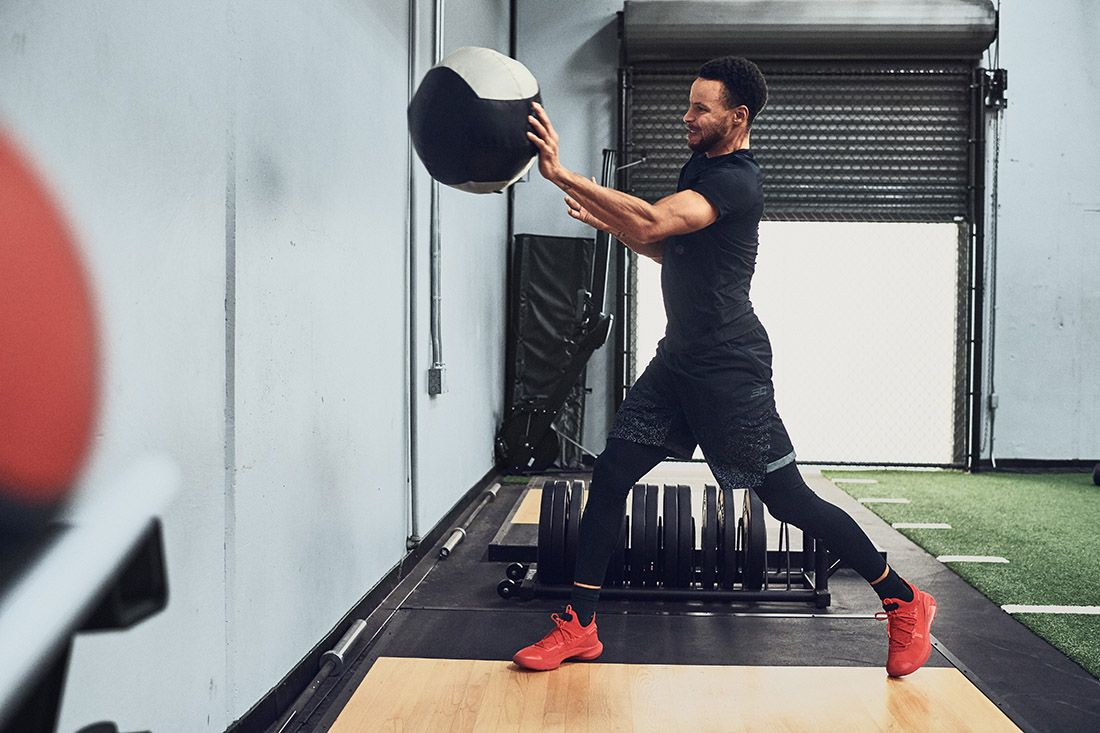Under Armour 2019 Q1 Financial Report Things We Learned Curry Workout