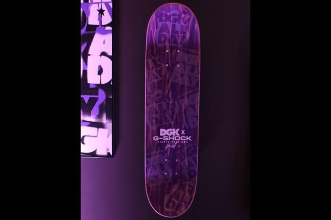 Stevie Williams Skateboard 1