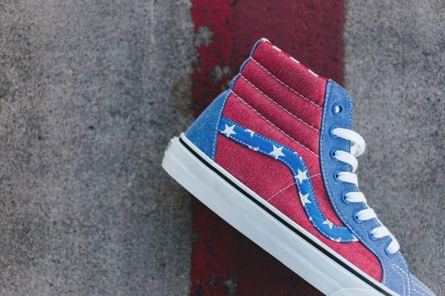 Vans Van Doren Stars And Stripes Pack 3