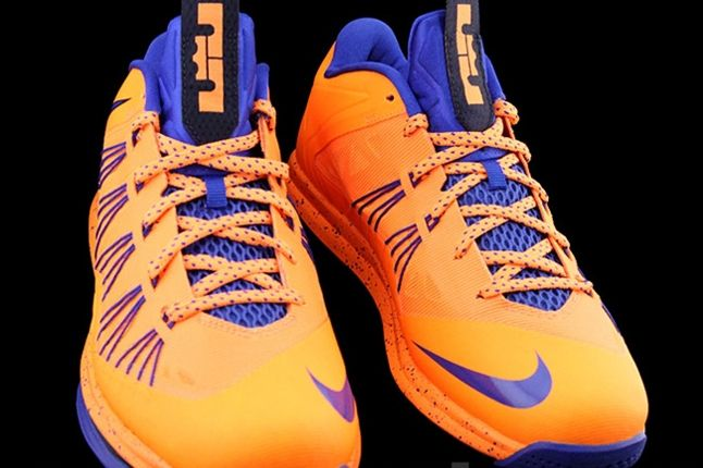 Nike Lebron X Low Hwc Front 1