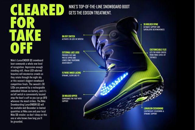 Nike Snowboarding Lunarendor Boot Qs 3