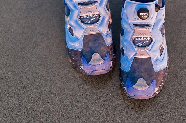 Packer Shoes Stash Reebok Pump Fury 8