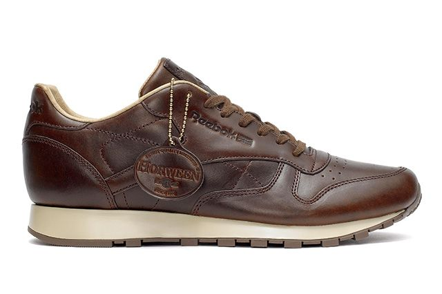 Reebok Horween Classic Leather Lux Collection 6