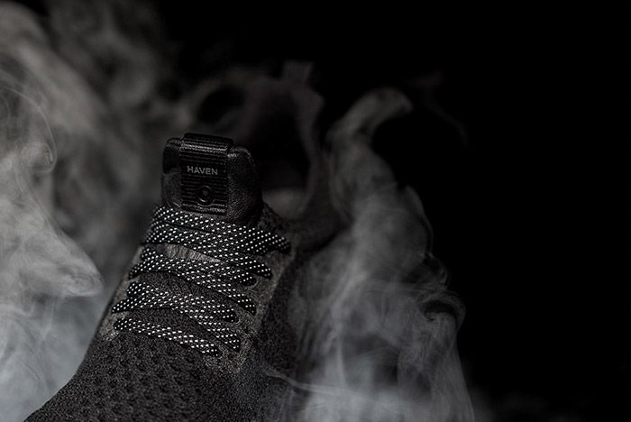 Haven X Adidas Consortium Ultra Boost Triple Black 2