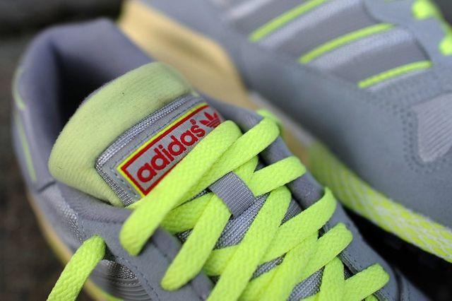 Adidas Zx 710 Grey Volt 2