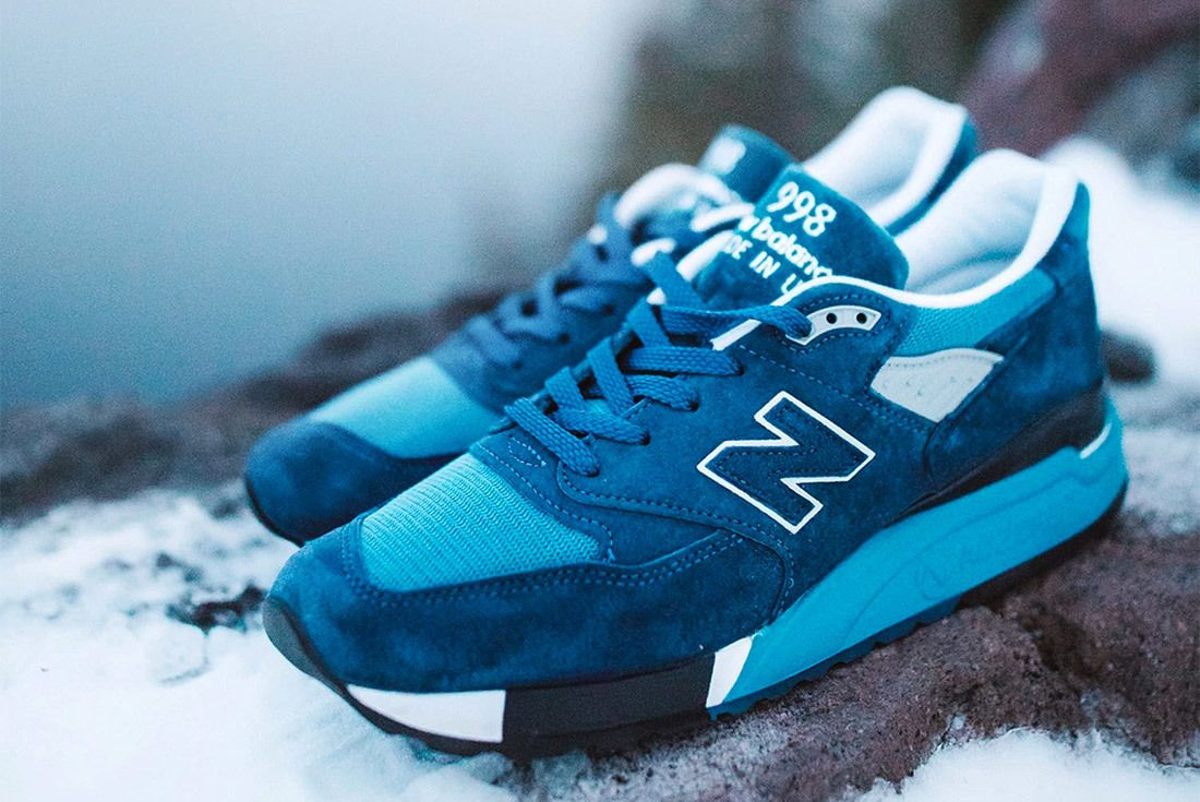 J Crew New Balance 998 National Parks 7