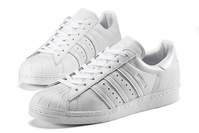 Mark Gonzales X Adidas Originals Superstar