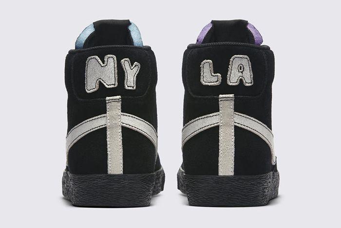 Nike Air Max 95 Blazer Nyc Editions Sheck Wes 9