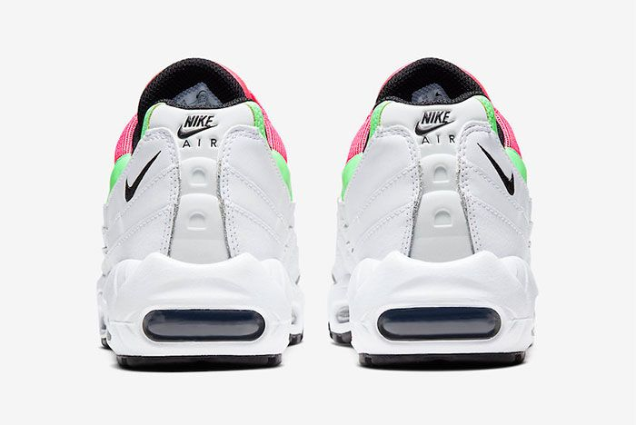 Nike Air Max 95 Watermelon Heel