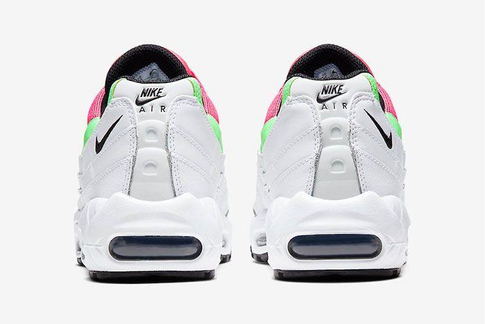 Nike Air Max 95 Watermelon Heel