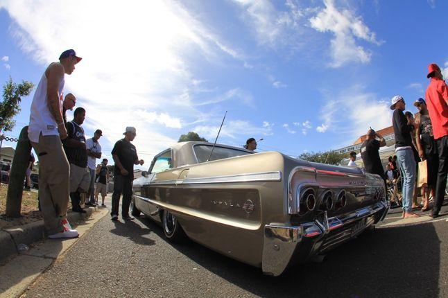 Saint Side Bike Show 2013 Street Impala2 1