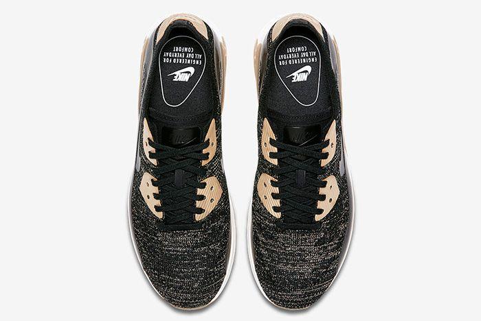 Nike Air Max Flyknit Metallic Pack 7