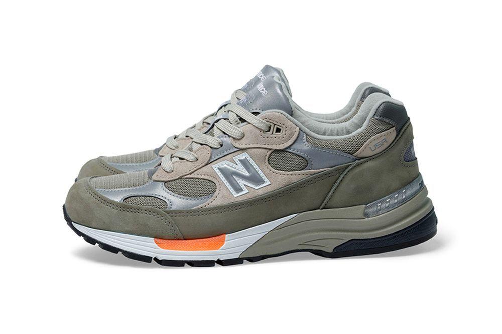 Wtaps New Balance 992