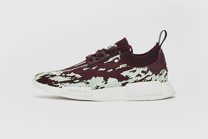 Sneakersnstuff Adidas Nmd R1 Datamosh 2 0 3