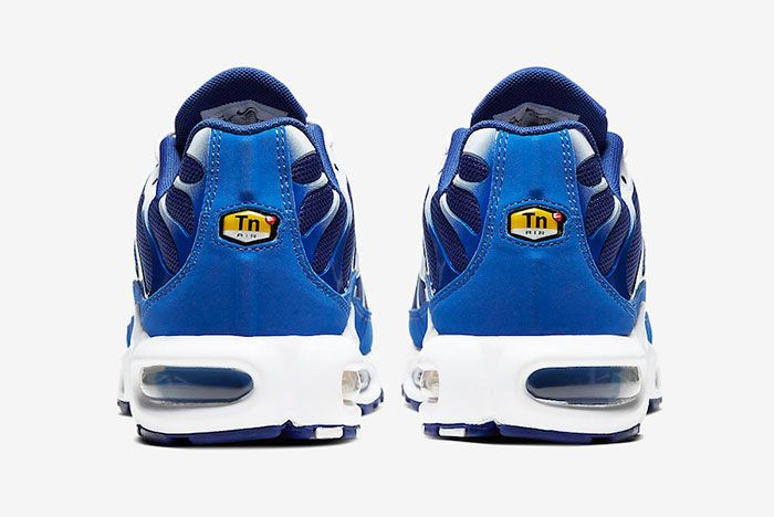 Nike Air Max Plus Cw7024 400 Rear