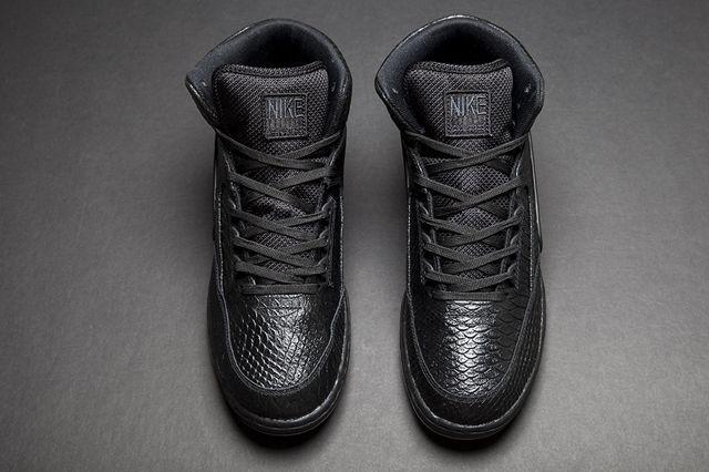 Nike Air Python Black Gum Bumperoo Fp 2