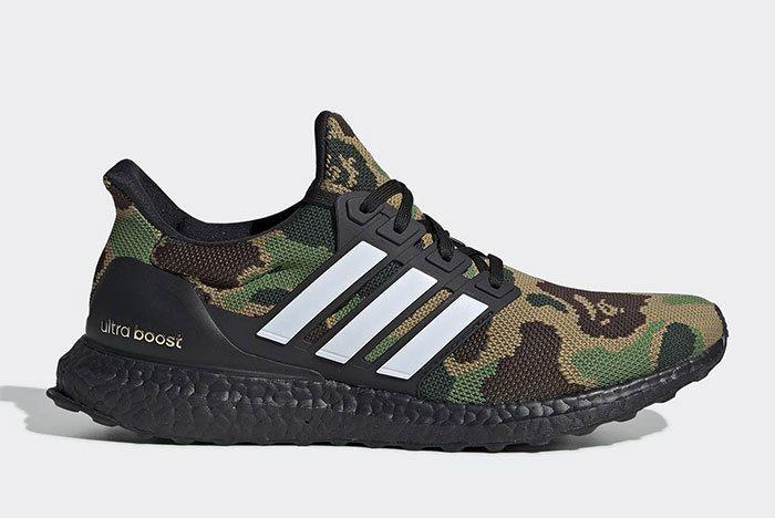 Bape X Adidas Ultraboost Official Pics Sneaker Freaker12