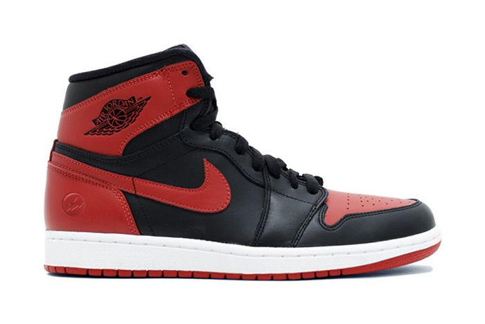 Could A Bred Fragment Design X Air Jordan 1 Colab Be On The Way