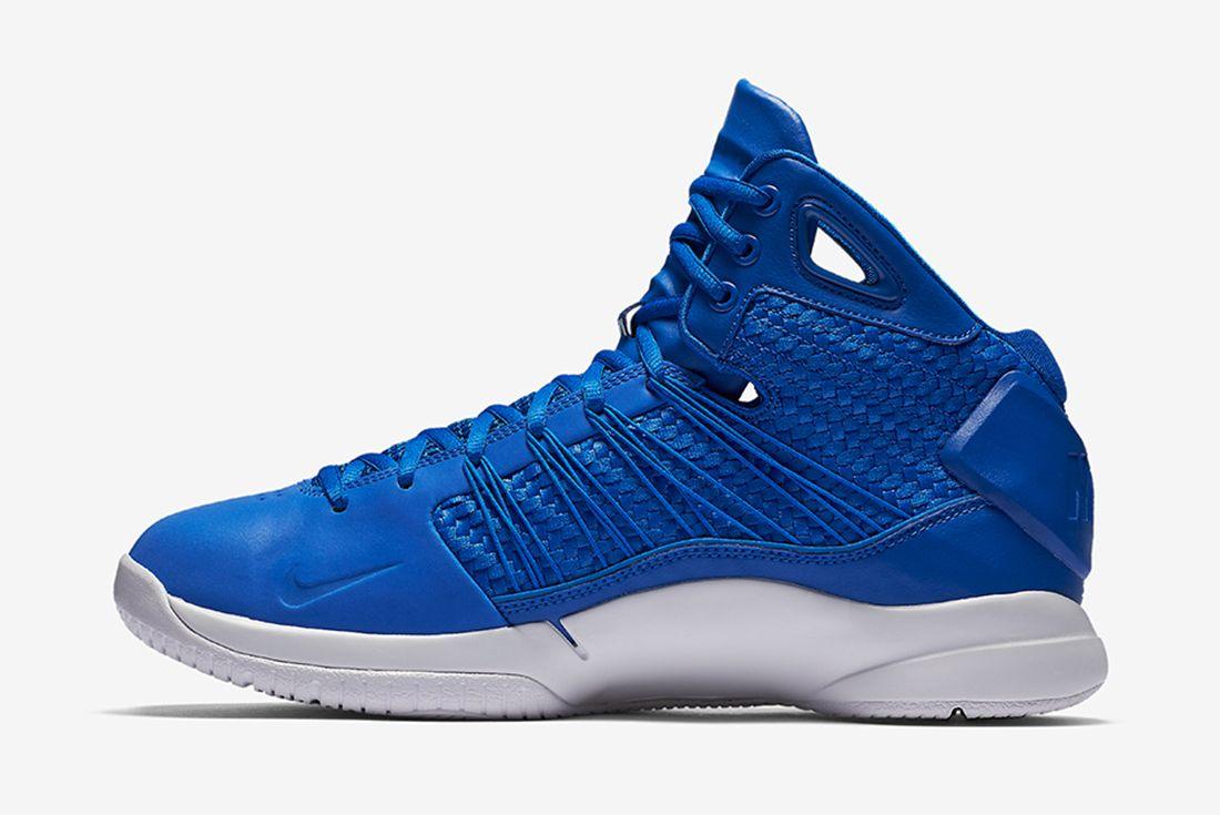 Nike Hyperdunk Lux Royal 2