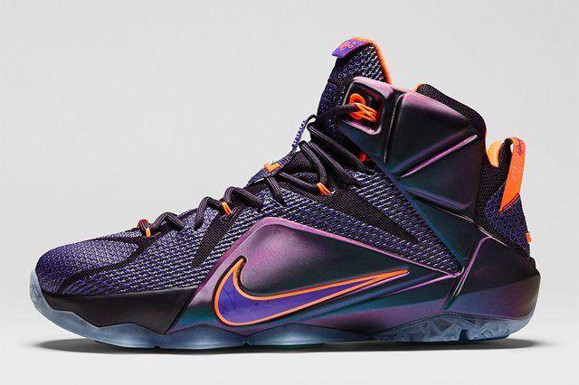 Nike Lebron 12 Instinct Bump 6