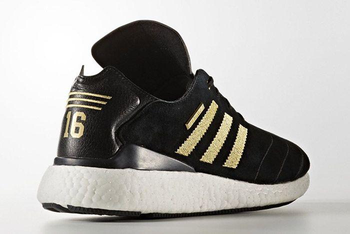 Adidas Busenitz Pure Boost Black Gold 10 Year Anniversary 3