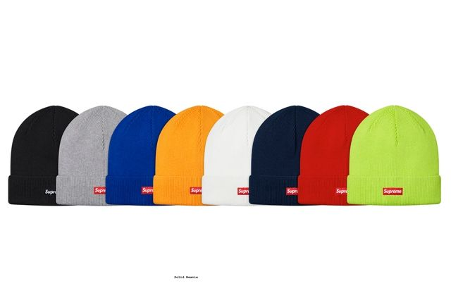 Supreme Ss15 Headwear Collection 16