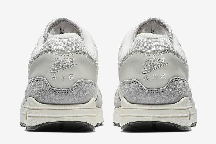 Nike Air Max 1 Grey White 5
