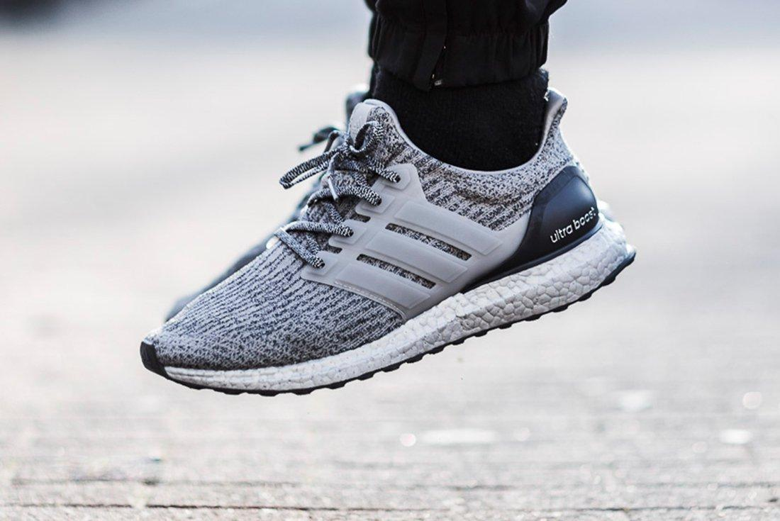 Adidas Ultra Boost Silver Pack 3