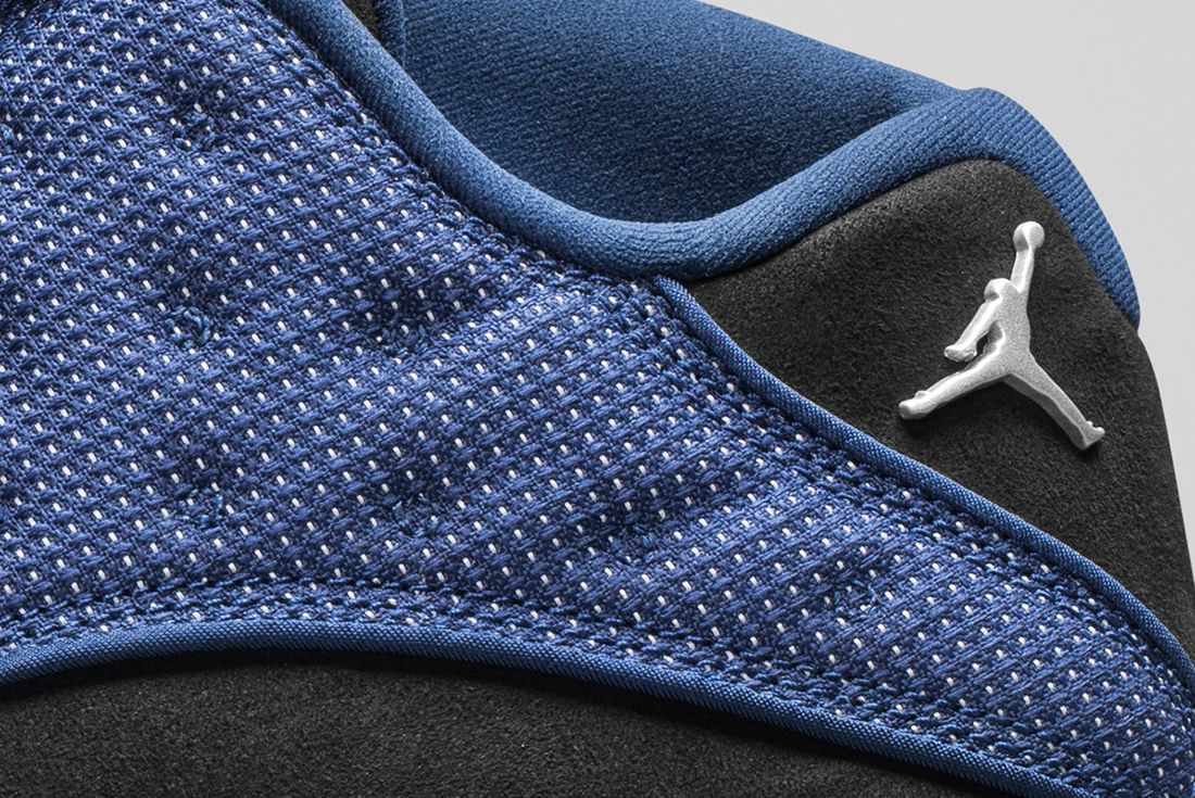 Air Jordan 13 Low Navy8