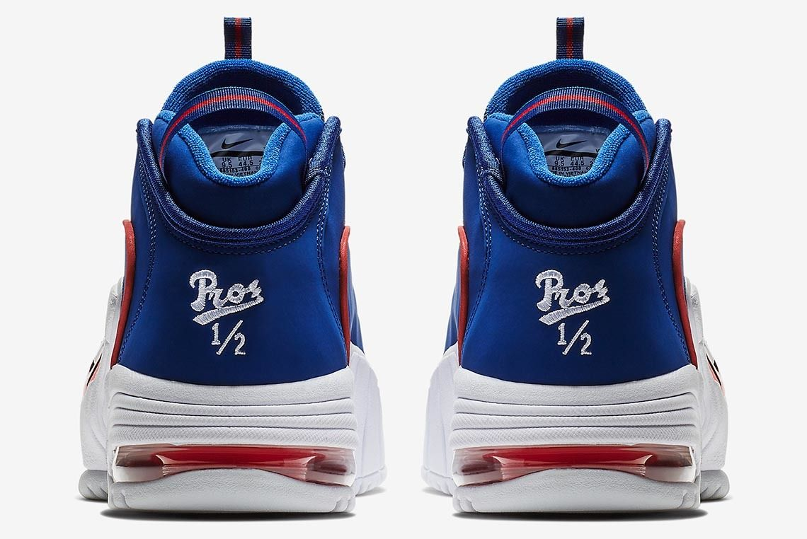 Nike Air Max Penny 1 Lil Penny 1 Sneaker Freaker