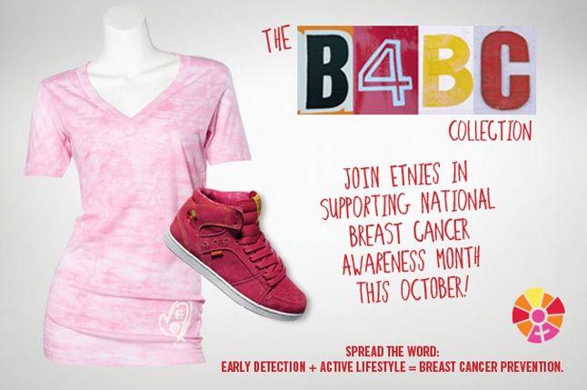 Etnies Hates Breast Cancer Flyer 1