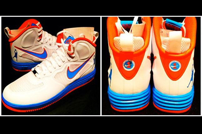 Nike Lunar Force 1 Pe Heel Pair 1
