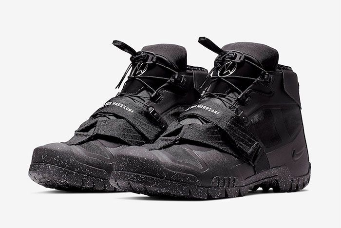 Undercover Nike Sfb Mountain Bv4580 001 Front Angle Shot 4