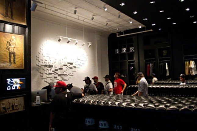 The Hundreds New York Store First Look 3 1