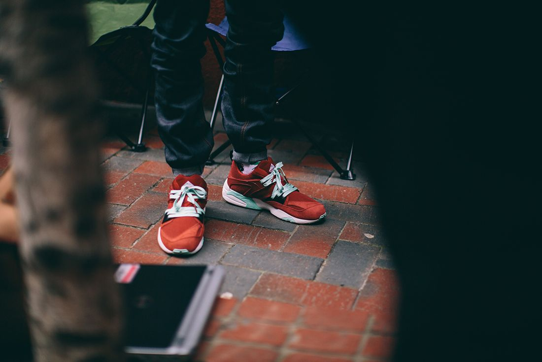 Sneaker Freaker X New Balance Launch Party 1