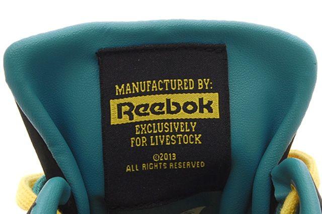 Livestock Rbk Classic Leather 2