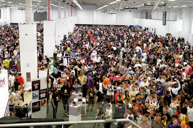 Adidas House Of Mutombo Signing Sneakercon 3